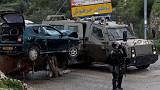 Car rams into Israeli troops, Palestinian attackers killed - military