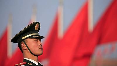 China says defence spending rise to be 'reasonable and appropriate'