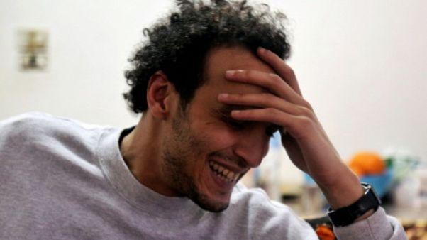 """Egypte: libération du photojournaliste """"Shawkan"""", en prison depuis 2013"""