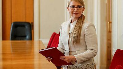 Ukraine's Tymoshenko - 'gas princess', prisoner, and next president?