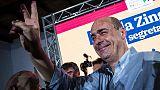 Pd: Speranza, auguri a Zingaretti
