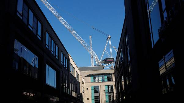 UK construction activity falls for first time in 11 months - PMI