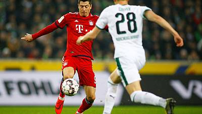 Soccer - Talking points from the Bundesliga weekend