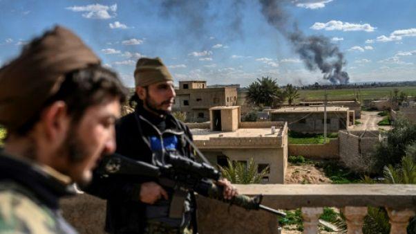 Syrie: de nouvelles évacuations depuis l'ultime réduit de l'EI