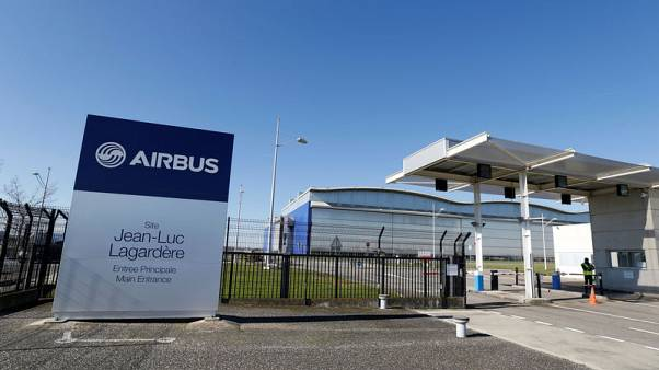 German government - In talks with Airbus about 600 million euros in A380 loans