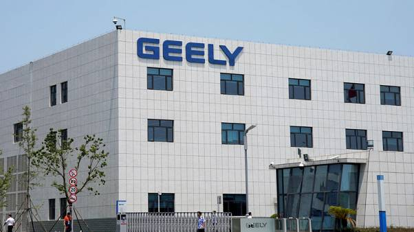 China's Geely not interested in CNH Industrial's Iveco - spokesman