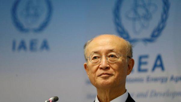 Key North Korean nuclear reactor has been shut down for months - IAEA