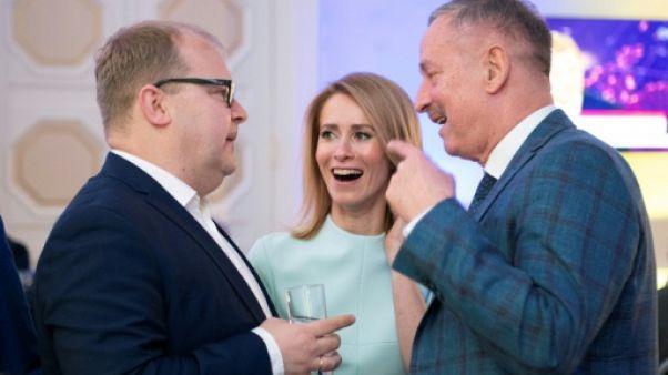 Estonie : la victoire des libéraux devrait porter une femme à la tête du gouvernement