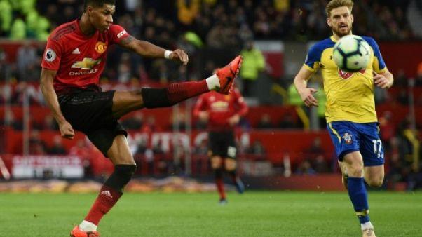 Manchester United: Rashford, le talent précoce en passe de se trouver