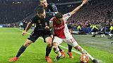 Ligue des champions: Hakim Ziyech, le grand coeur de l'Ajax