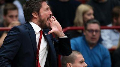 Basket:Sassari ko a tavolino con Cremona