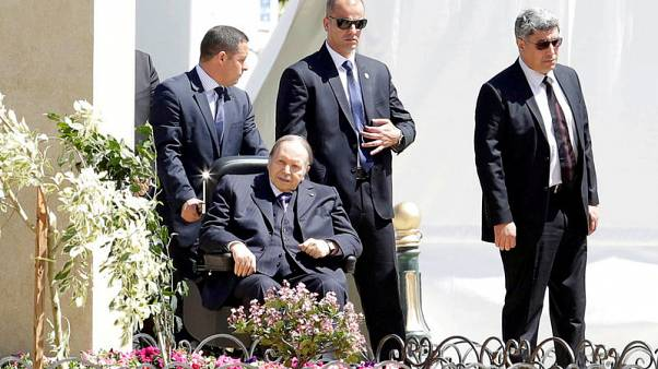Algeria's Bouteflika: from revolutionary to ailing recluse