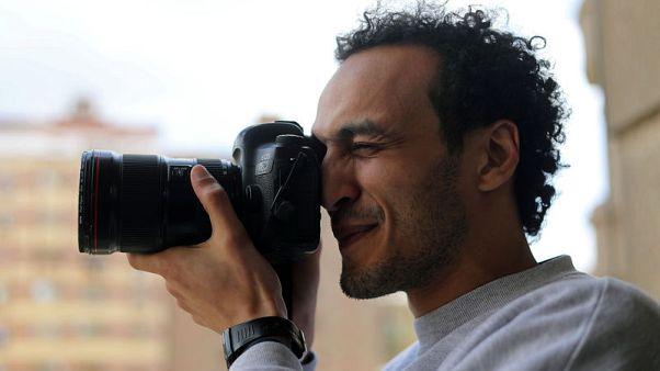 Egypt releases award-winning photojournalist jailed since 2013