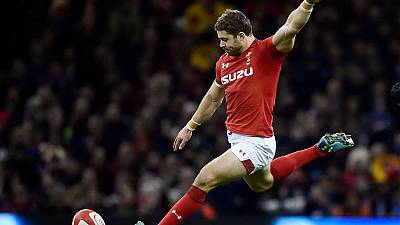 Halfpenny in the mix but not expecting immediate recall