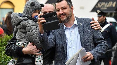 Fincantieri: Salvini, chiusa su Bono
