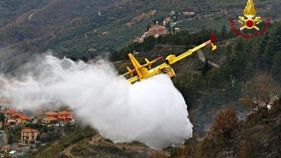 E-R, stato d'attenzione per gli incendi