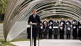 الأمير هاري يكشف النقاب عن نصب تذكاري بريطاني لضحايا هجومين في تونس