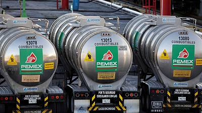 S&P downgrades debt-laden Mexican state oil firm Pemex