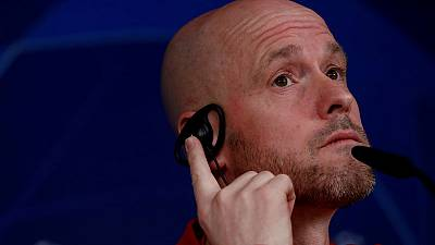 Ajax hope to capitalise on Ramos absence for Real - Ten Hag