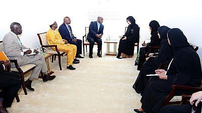 UAE, Sierra Leone advancing cooperation
