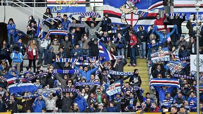 Derby Genova di lunedì,protesta doriana