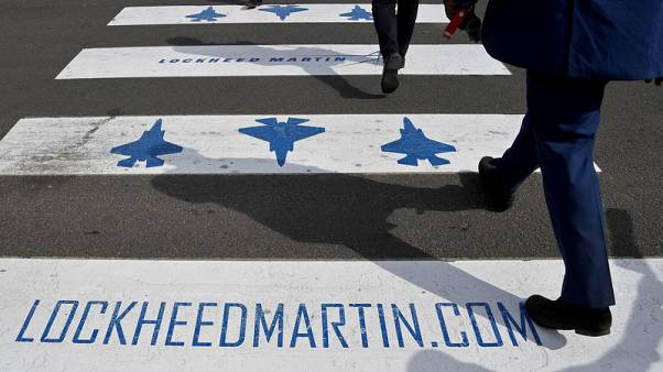 Lockheed gets $1 billion down payment for Saudi THAAD missile system