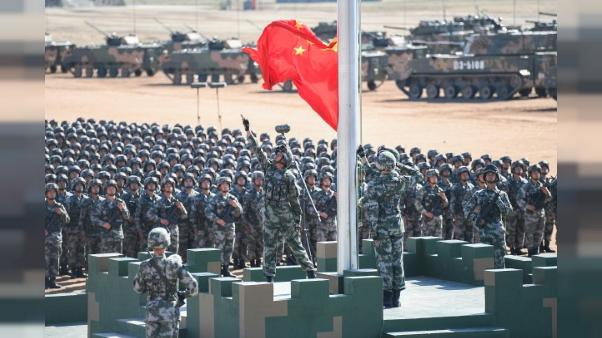 Chine: la hausse du budget militaire 2019 ramenée à 7,5%