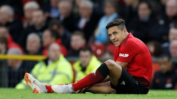 Manchester United's Sanchez out for up to two months - report