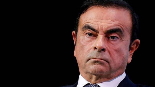 Japanese court grants bail to ex-Nissan chair Ghosn after more than three-month detention