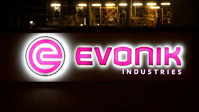 Evonik ekes out fourth quarter core profit growth on additives, plastics