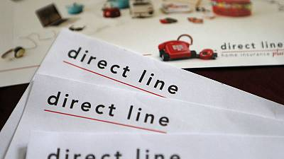 Insurer Direct Line's full-year profit falls