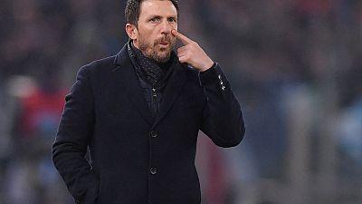 Quarter-finals or the exit door for Di Francesco?