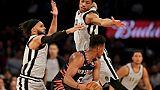 NBA: San Antonio arrache une précieuse victoire sur Denver dans la course aux play-offs