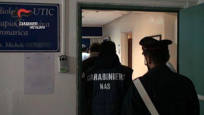 Carenze igieniche ospedale Vibo,denuncia