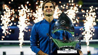 Panatta, Federer il più grande di sempre