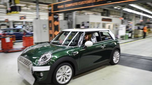 BMW could shift some UK engine, Mini output if no orderly Brexit