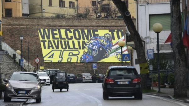 "MotoGP: bienvenue à Tavullia, ""ValentinoRossiLand"""