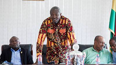 Herbert Mensah shows appreciation to government for support to Ghana Rugby