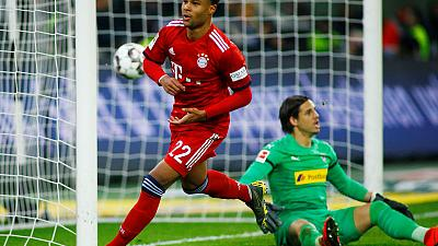 Bayern winger Gnabry signs contract extension