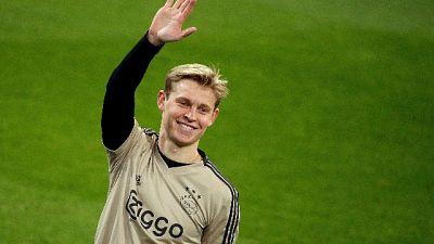 Champions,De Jong si sente già del Barça