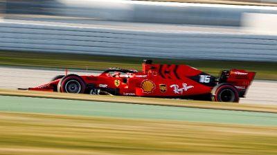 Ferrari, Camilleri 'piloti contenti'
