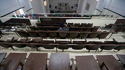 Palestinian wedding hall preserves treasures of its cinematic past