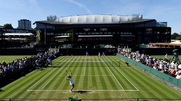 Wimbledon targeting juniors to make sure future is green