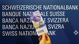 Cash-crazy Swiss get new 1,000 Swiss franc note