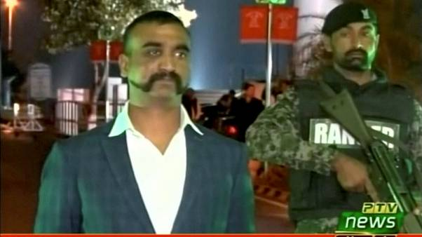 Hair of the dogfighter: Indian pilot's moustache all the fashion