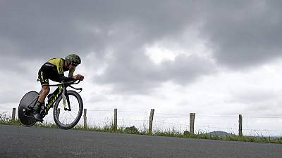 Adam Yates eyes podium finish after poor 2018 Tour