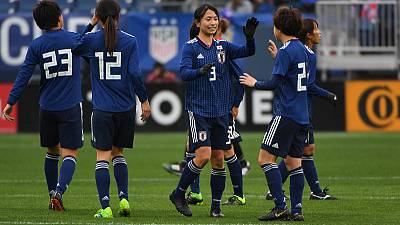 Japan are best team in SheBelieves Cup, says England's Neville