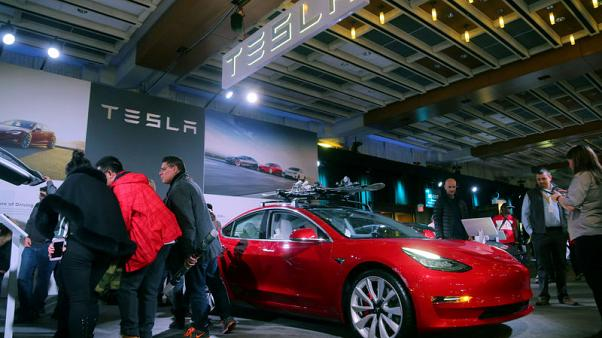 Tesla hits customs roadblock in China over Model 3 imports - report