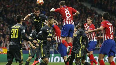 La Juventus lancia la notte Champions
