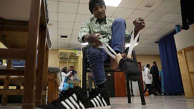 MSF-run hospital develops 3D printed prosthetics for war victims